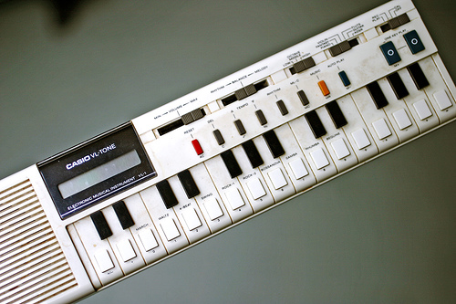 Casio VL-1 VST plugin