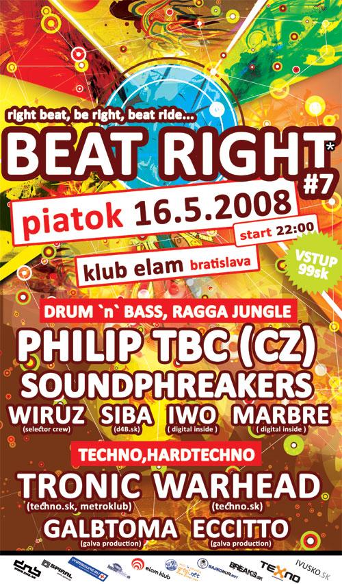 beat right 7