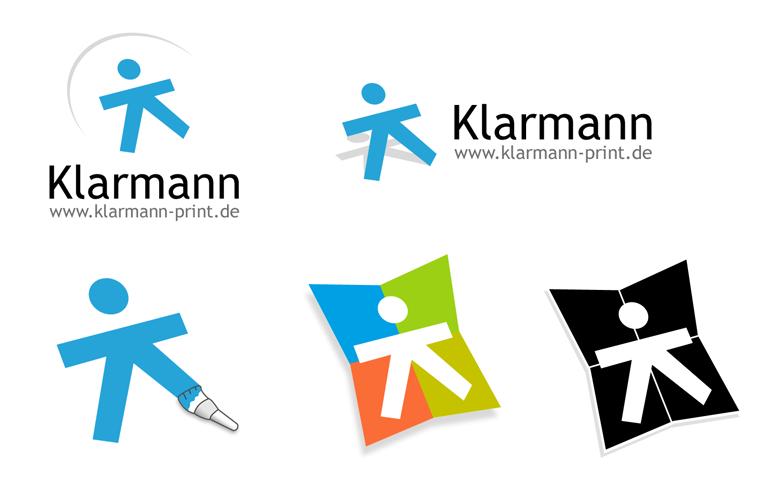 klarmann logo použitie