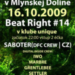 Beat Right #14 – pokračujeme