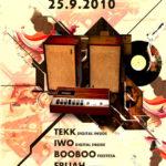 dj iWo @ Intersection Banská Bystrica