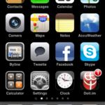 Ukáž svoju plochu iPhonu