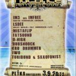 V sobotu 3.9.2011 zahrám v Bratislave na plťke dubstep